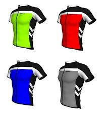 Mens Cycling Jersey Half Sleeve Quality Biking Top Cycle Racing Team by ROXX