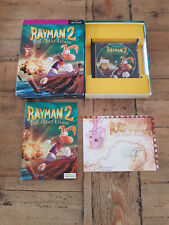 Rayman 2: The Great Escape, Ubisoft, PC Big Box, CD-ROM