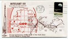 1970 Intelsat III Radio Relay Earth Moon-Bound Astronauts Cape Canaveral NASA US