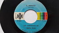 LOS CARDENALES de SANTA ROSA - el Disgusto / Los Albaniles 1971 LATIN Norteno