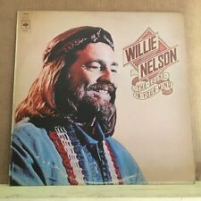 JWILLIE NELSON The Sound In Your Mind 1976 UK Vinyl LP EXCELLENT CONDITION