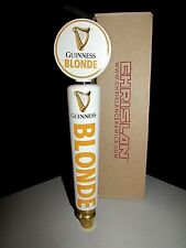 New Guinness Blonde Beer Bar Tap Handle lot for Kegerator Irish Dublin
