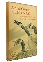 Aldo Leopold A SAND COUNTY ALMANAC  1st Edition 1st Printing