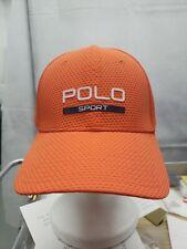 Polo Ralph Lauren Sport Orange Hat L/XL