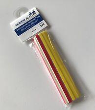 Albion Alloys 10 Mini Sanding Sticks 6mm x 165mm - 400 & 600 Grit