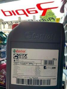 Castrol GTX 5w30 MP C3  Oil 20L