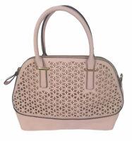 "Merona Pink Purse Tote 13""X9"" Handbag"