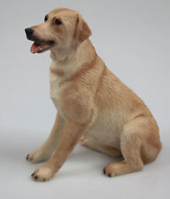 Labrador Retriever Dog DOGS Figurine Figure Animal Figurine Very Nice Castagna