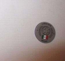 10 x Mexiko Fußball WM 2010 Magnet Pin NEU (A53v)
