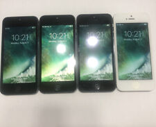 Apple iPhone 5 Lot -16GB- 3 Black (AT&T) A1428 (GSM) 1 White (AT&T) A1429 (GSM)