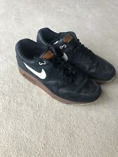 Nike Air Max 1 Premium - Black/ Hazelnut - 9