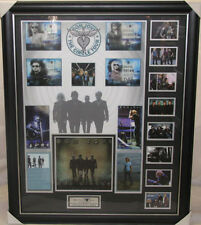 BON JOVI x 4 Hand Signed & Framed 2010/11 Official Tour Programme  Australia