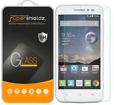 2X Supershieldz Tempered Glass Screen Protector For Alcatel One Touch Pop Astro