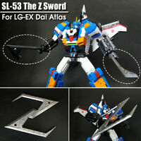 2 Pcs Resin Shockwave Labs SL-53 The Z Sword 3D Print Parts For LG-EX Dai