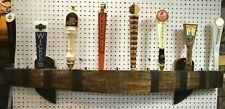 oak sherry cask (whiskey barrel) 15 beer tap handle wall display handles not inc