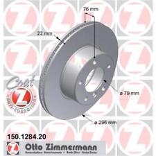 Bremsscheiben Angebotspaket Zimmermann Bremssystem fürs Auto