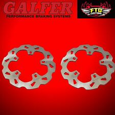Galfer Front Wave Rotors for 2014-2017 Harley Davidson Touring Bikes DF838W
