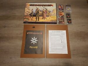 Princess Ryan's Star Marines by Avalon Hill, strategy boardgame rpg