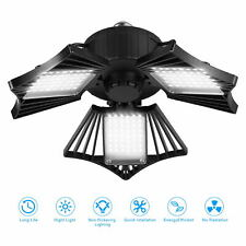 Deformable Led Garage Lights 80W E26 Led Shop Light Ceiling Lighting Fixture
