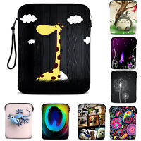 "Neoprene Waterproof Laptop Bag Tablet Case Cover For iPad 2018 9.7""/Pro 10.5"""