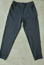 Uniqlo  Dry-Ex  Ultra Stretch Ankle Jogger Pants BLACK MEDIUM