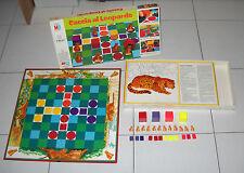 CACCIA AL LEOPARDO Editrice Giochi MB 1974 OTTIMO