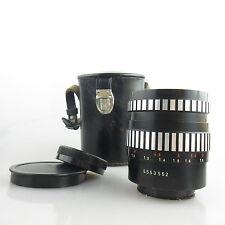 Para Exa Exakta Meyer cebra orestor 2.8/100 lente/lens