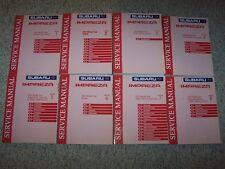 2001 Subaru Impreza Shop Service Repair Manual L 2.5RS Outback Sport 2.2L 2.5L