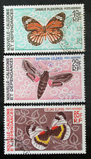 Briefmarke neues Caledonia/New Caledonia - YT Luft-n°92 à 94 gestempelt (Cyn24)