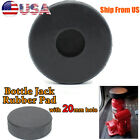 Bottle Jack Pad Rubber With 20mm Hole Jacking Point For Most 2 Ton Bottle Jacks