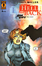 SIN CITY Hell and Back #8 (of 9) - Back Issue