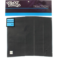 Sticky Bumps Front Deck Traction Pad Black