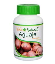 Aguaje (Atomized) 1 Bottle of 100 capsules (500 mg / caps.) Curvy Fruit
