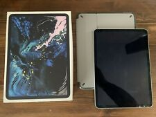 Apple iPad Pro 11 256GB Wi-Fi + Cellular Silver MU1D2LL/A With Speck Case