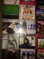 Cds Collection Dj Party Selection Mixes Albums Huge Job Lot Of Cds 24Cds Rare
