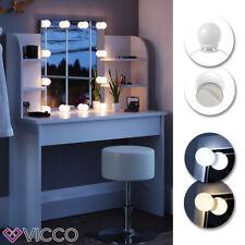 VICCO LED-Beleuchtung FÜR Schminktisch Frisiertisch Lichter für Make-Up