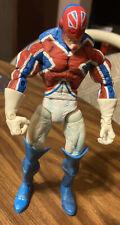 Marvel Legends Captain Britain Action Figure Loose