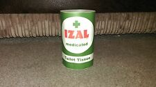 Vintage Izal medicated toilet tissue paper roll excellent condition