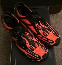 NEW Vittoria IKON MTB shoes, Orange, US Men's 7, Women's 8.5, EU 39