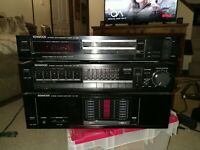 KENWOOD KM-106 / KC-106 / KT-56  AMPLIFIER - TUNER - EQUALIZER