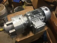 Nord 90 S/4 CUS Gearbox Motor 1.5HP 372.1 9.40:1 Ratio Inverter Duty