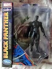 Black Panther Marvel Comic Book Heroes Action Figures
