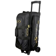 Storm 3 Ball Streamline Bowling Roller Bag Color Black/Black NEWEST