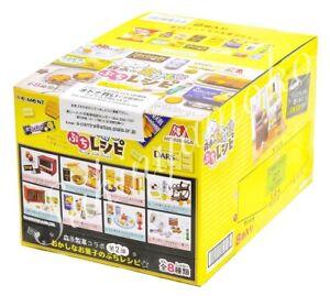 RE-MENT Petit Sample Morinaga's Sweet Recipe - Full Set of 8