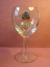 Leffe Glasses x 2 Charles Kaisin Limited Edition BNIB Belgian Beer Glass Gift