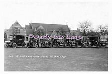 pu1441 - Smith & Sons Taxi Cabs , Waterdale , Doncaster , Yorkshire - postcard