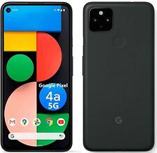 """Smartphone GOOGLE Pixel 4a 5G 6GB+128GB 6.2"""" BLACK NERO Nuovo Sigillato"""