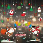 Christmas Sticker Classroom Decoration Gift Stickers Home Non-adhesive Pvc