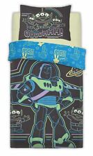 Disney Toy Story Intergalactic Buzz Lightyear Single Bed Duvet Quilt Cover Set