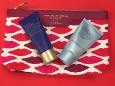 Estee Lauder wash bag, Night cleaning Foam,Take It Away remover Travel Size Set